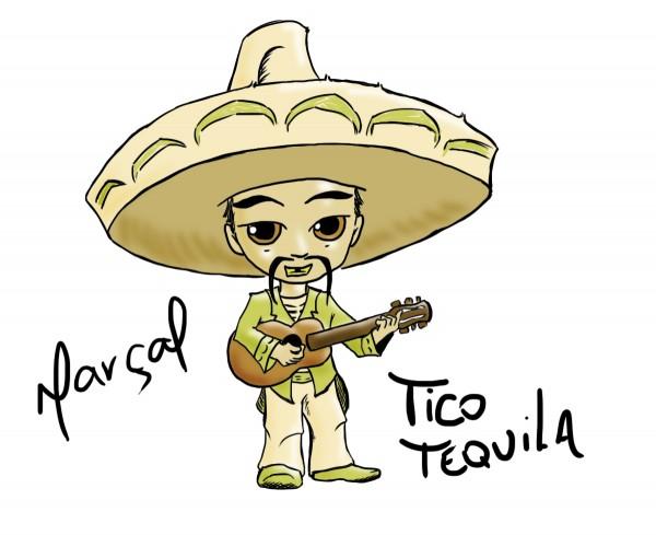 Tico Tequila Versão Profética