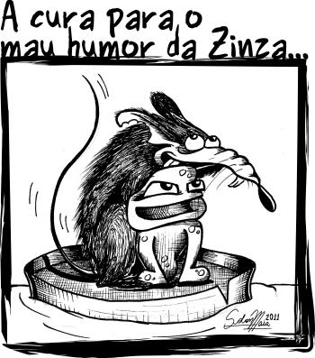 Zinza Meus Nervos