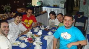 Café no Hotel