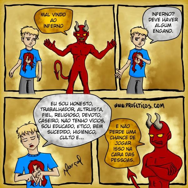 Mal vindo ao inferno