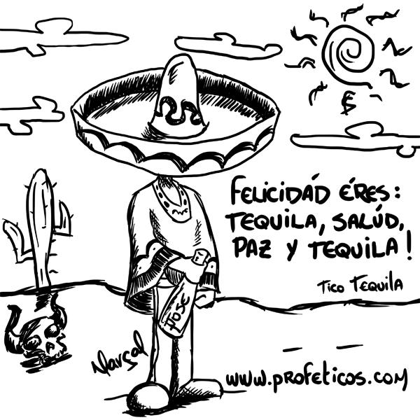 Felicidade é por tico tequila