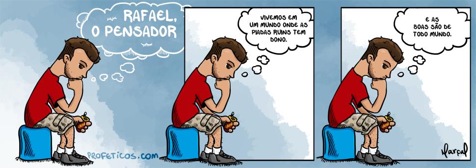 Rafael, o pensador