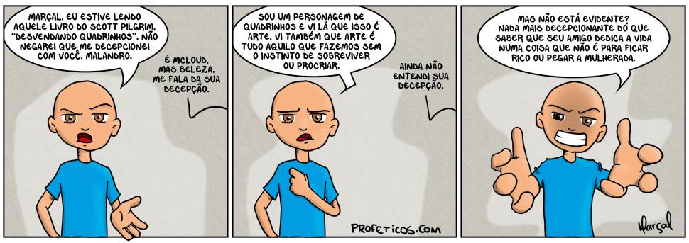 Paulito Desvendando quadrinhos scott mccloud