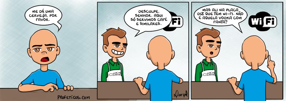 Paulito no Café