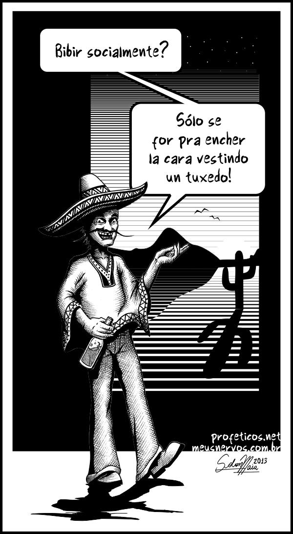 Solon Maia Tico Tequila - Meus Nervos 01