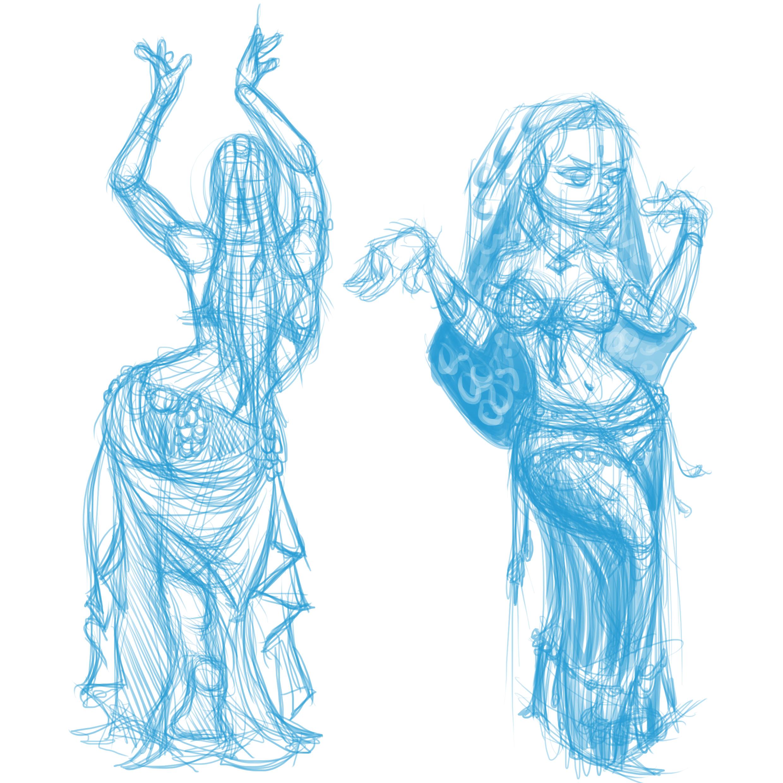 veil-dance-mulheres do marçal