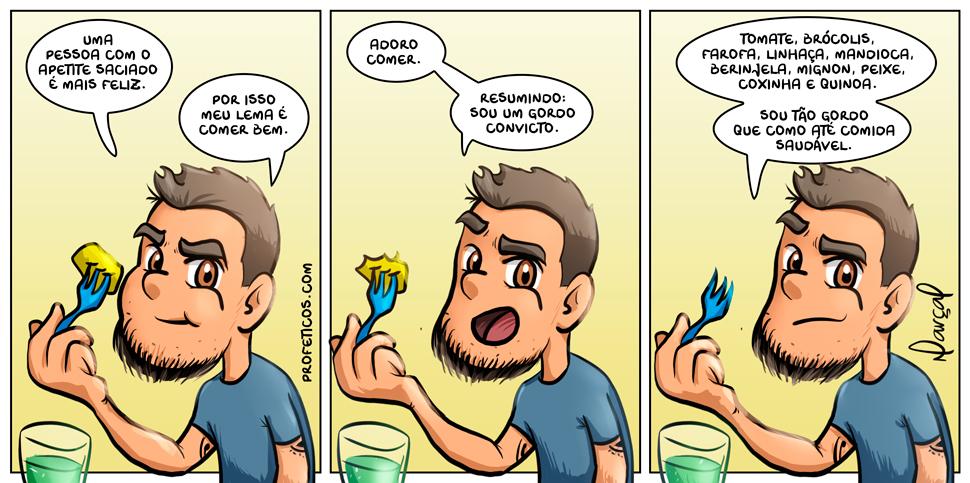 Marçal-comendo-bem
