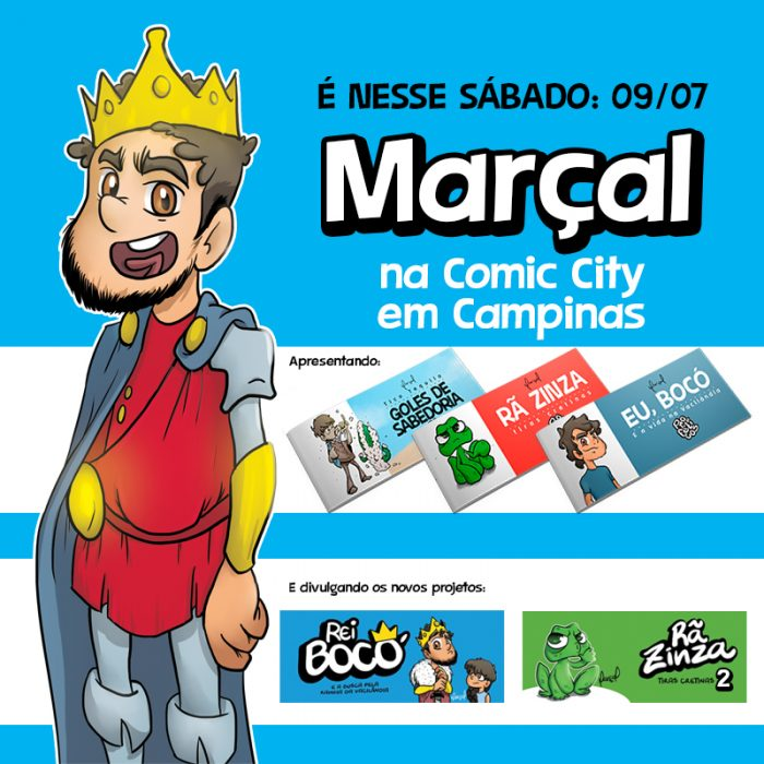 Marcal-Comic City