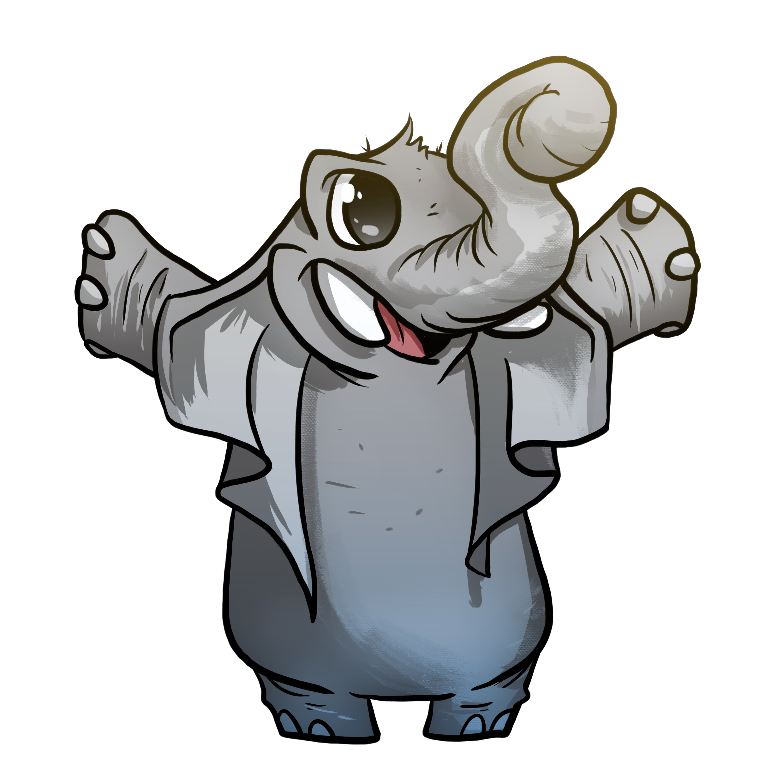 Ilustração: Animais | spider, sketch, raposa, piolho, Ilustração, illustration, Fox, elephant, elefante, aranha, animais