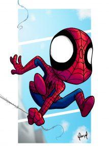 Spider-man, homem-aranha