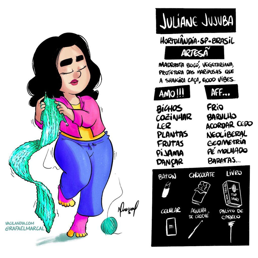 Inspiração para personagem: Jujuba | webcomics, webcomic, tirinhas, tirinha, sarcasmo, relacionamento, piada, ironia, Ilustração, humor, comédia, casal